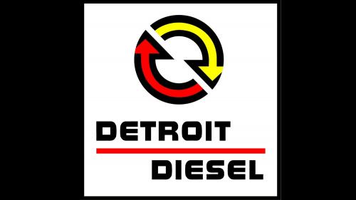 Detroit Diesel Logo old