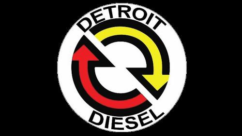 Detroit Diesel old Logo