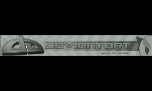 Deviantart Logo 2001