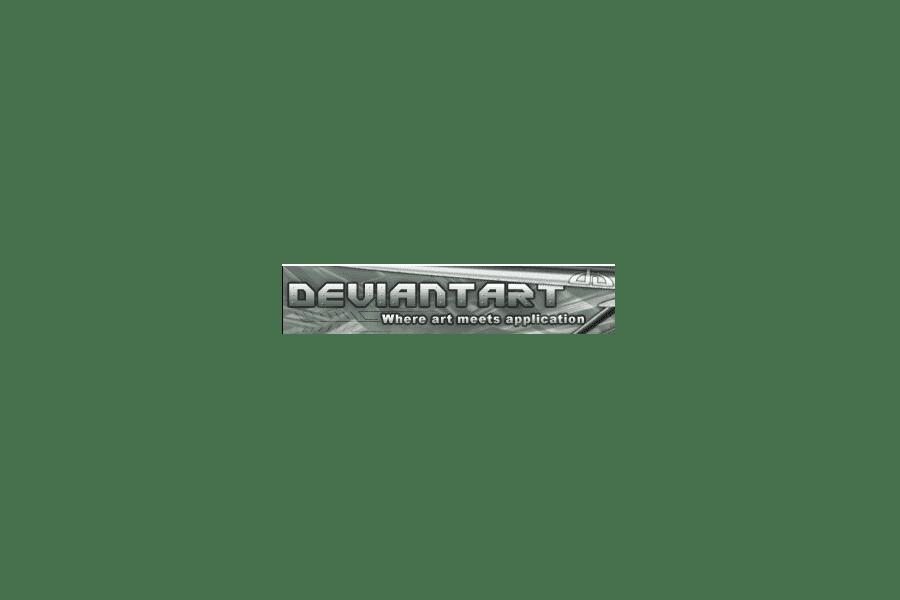 Deviantart Logo 2002