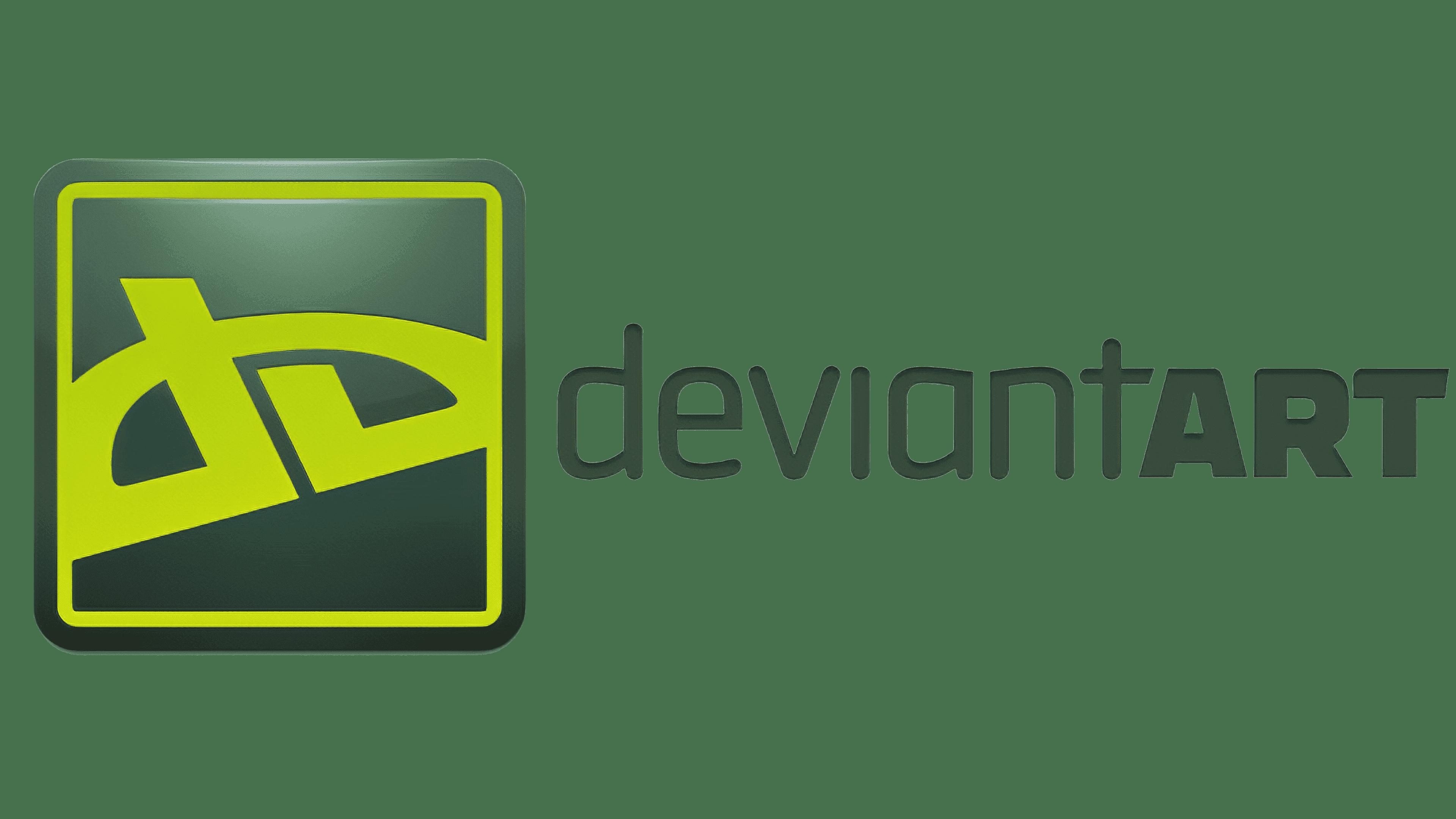 Deviantart Logo 2010