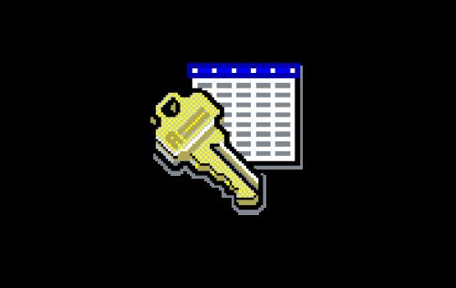Microsoft Access Logo-1993
