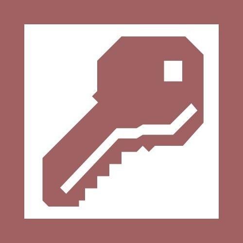 Microsoft Access Logo 1999 2003