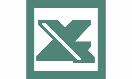 Microsoft Excel Logo 1999