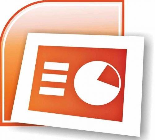 Microsoft PowerPoint Logo 2007-2010