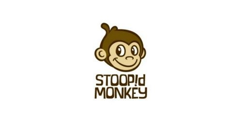 Stoopid Monkey Logo 2008 2009