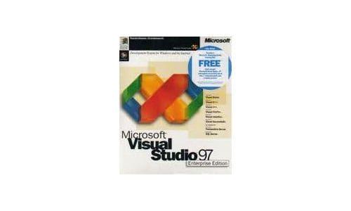 Visual Studio Logo 1997