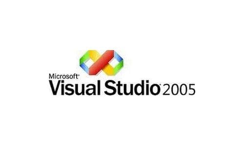 Visual Studio Logo 2005