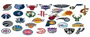 TOP 5 OF THE BEST LOGOS ON THE NBA