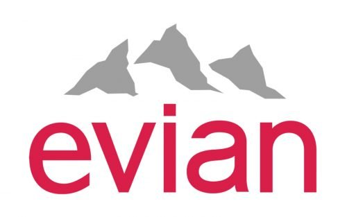Évian Logo