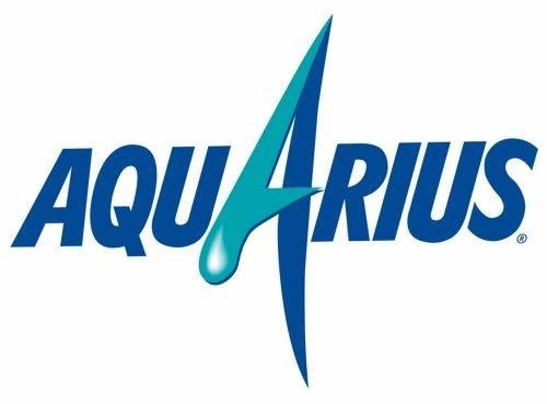 Aquarius Logo 1991