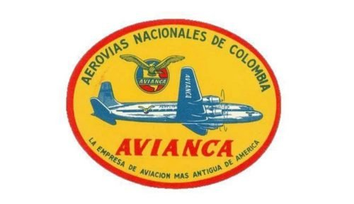 Avianca Logo 1940