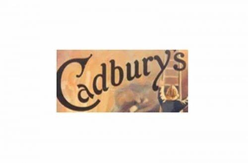 Cadbury Logo 1876