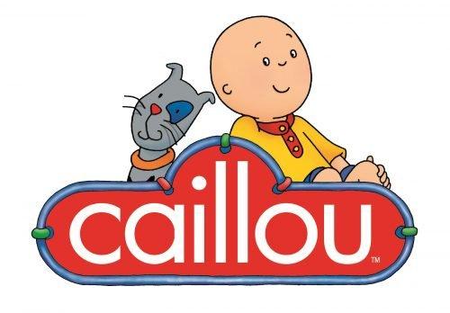 Caillou Logo 2010