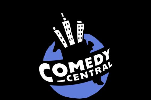 Comedy Central Logo 1992