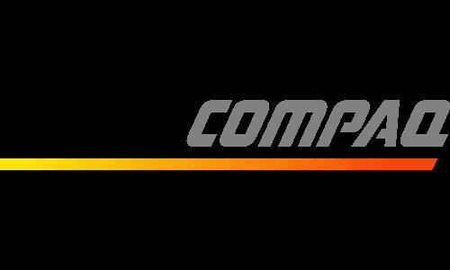 Compaq Logo 1982