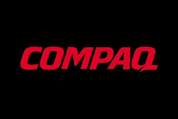 Compaq Logo 1993
