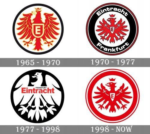 Eintracht Frankfurt Logo history