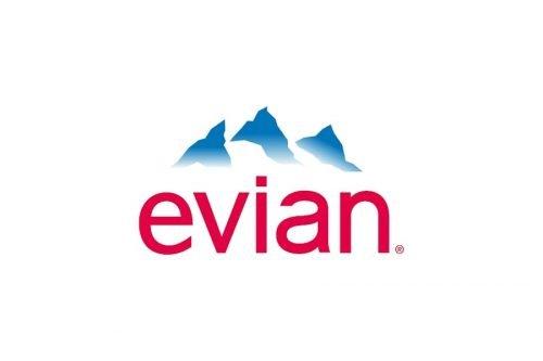 Evian Logo 2013