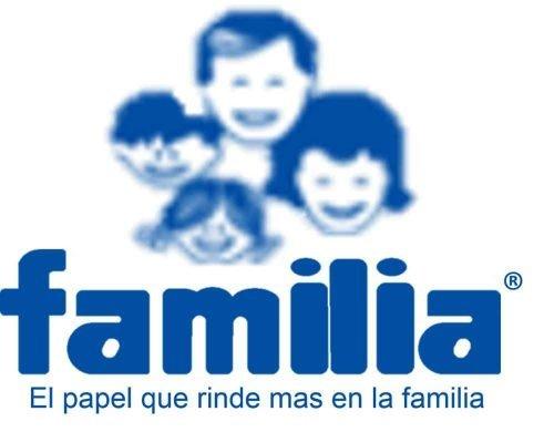 Familia Logo 1980