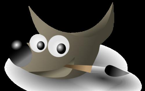 GIMP Logo-1996