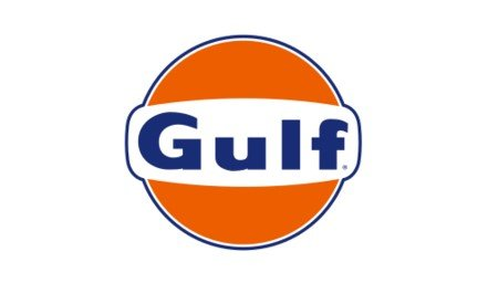 Gulf Oil Logo-1964