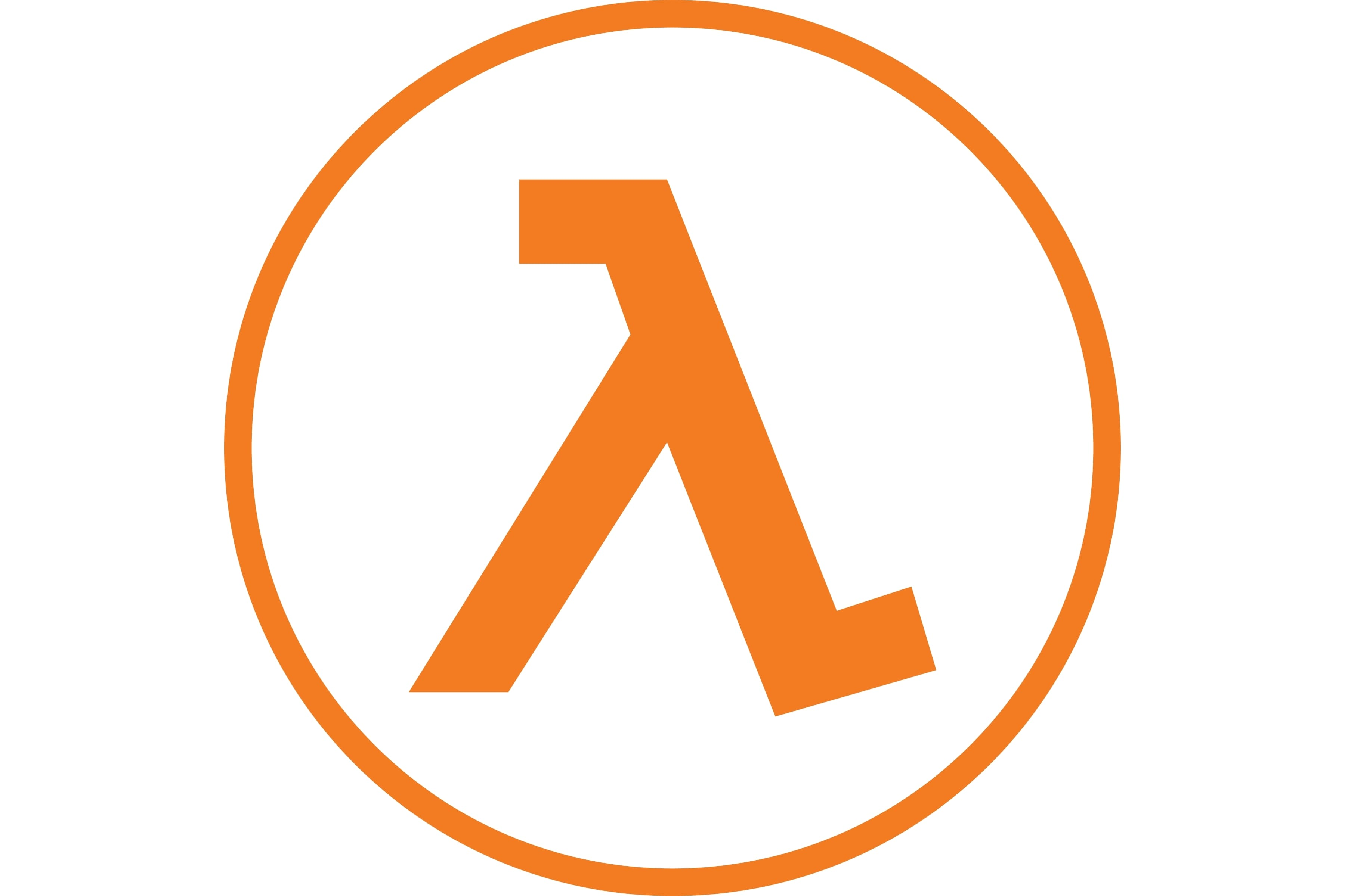 Half-Life logo and symbol, meaning, history, PNG