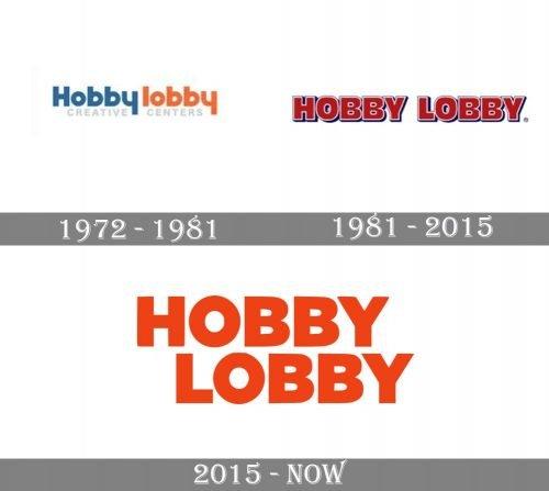 Hobby Lobby Logo history