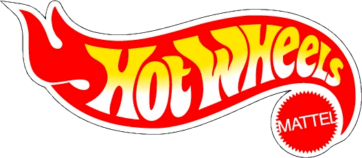 Hot Wheels Logo 1990