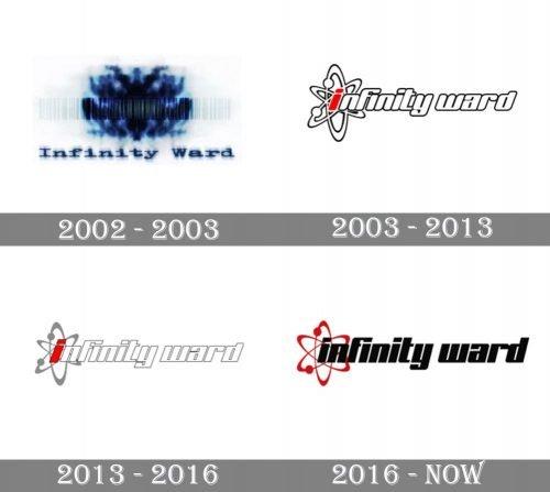 Infinity Ward Logo history