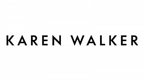 Karen Walker logo