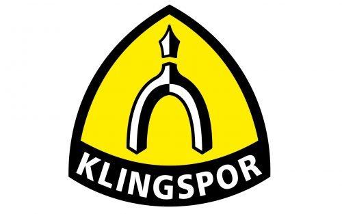 Klingspor Emblem