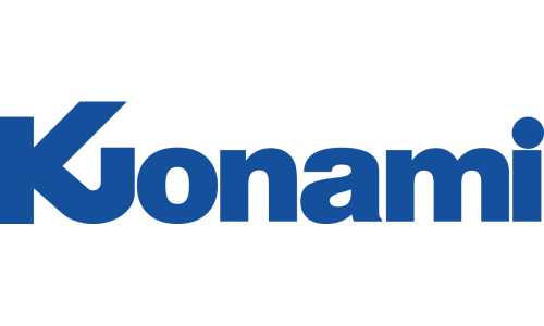 Konami Logo 1981