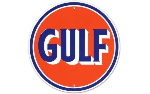 Logo Gulf Oil