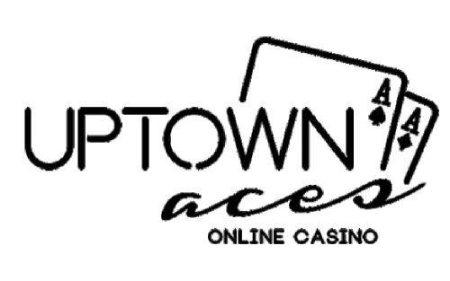 Logo Uptown Aces Casino