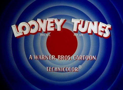 Looney Tunes Logo 1934