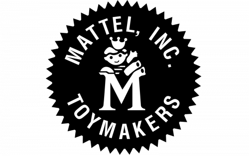 Mattel Logo-1957