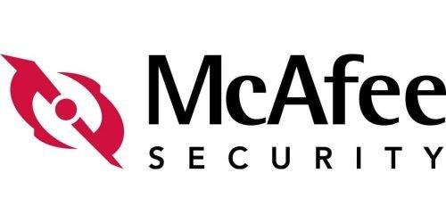 McAfee Logo 2002