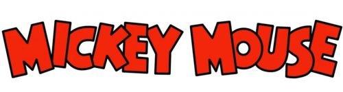 Mickey Mouse Logo 1953