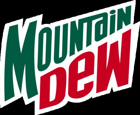Mountain Dew Logo 1996