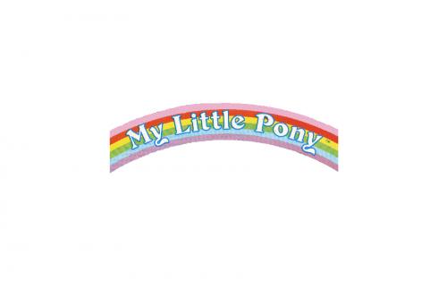 My Little Pony Logo 1983