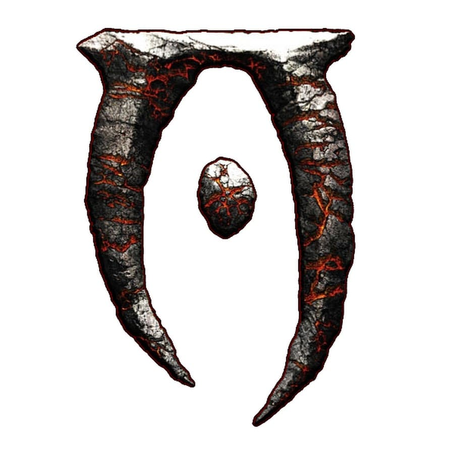 Oblivion logo and symbol, meaning, history, PNG