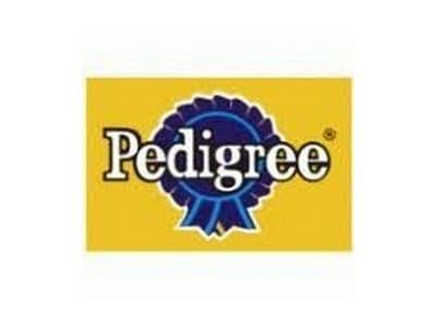 Pedigree Logo 1957US