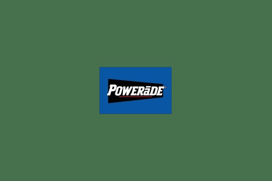 Powerade Logo 1990