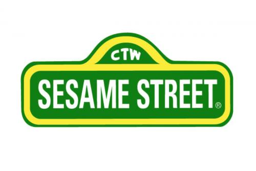 Sesame Street Logo 1969