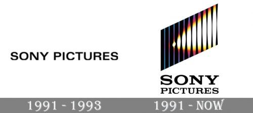 Sony Pictures Logo history