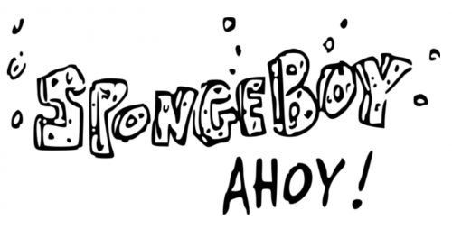 SpongeBob SquarePants Logo 1996
