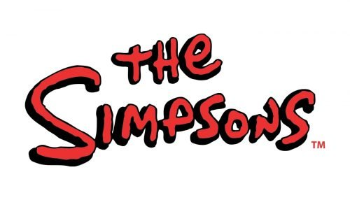 The Simpsons logo