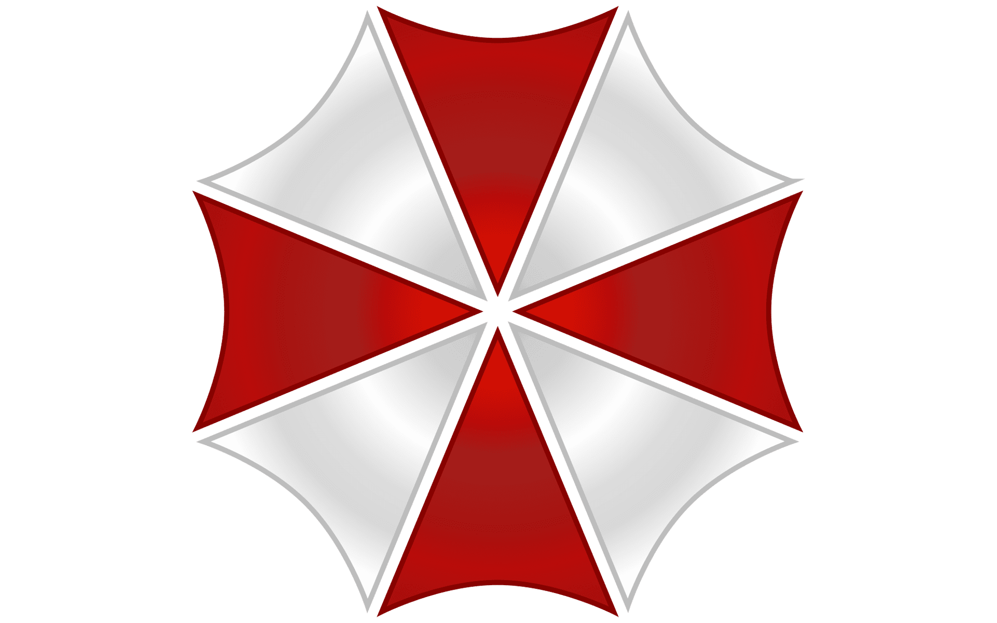 Umbrella Corporation logo and symbol, meaning, history, PNG