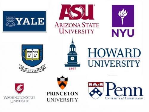 University small logo